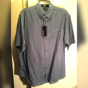 ROUNDTREE & YORKE MENS SHIRT SIZE L